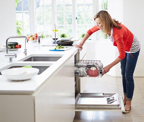 Những đồ vật không nên cho vào trong máy rửa bát