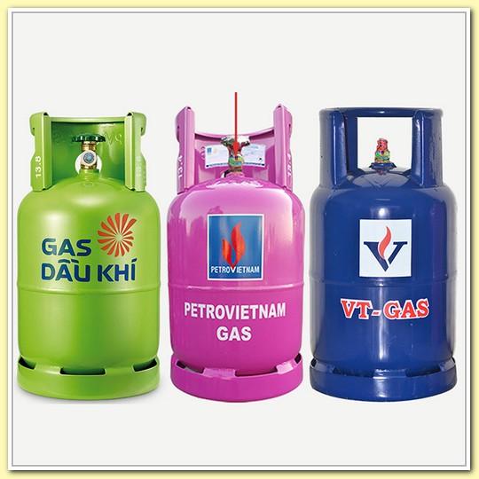 Cách nhận biết bình gas giả, kém chất lượng