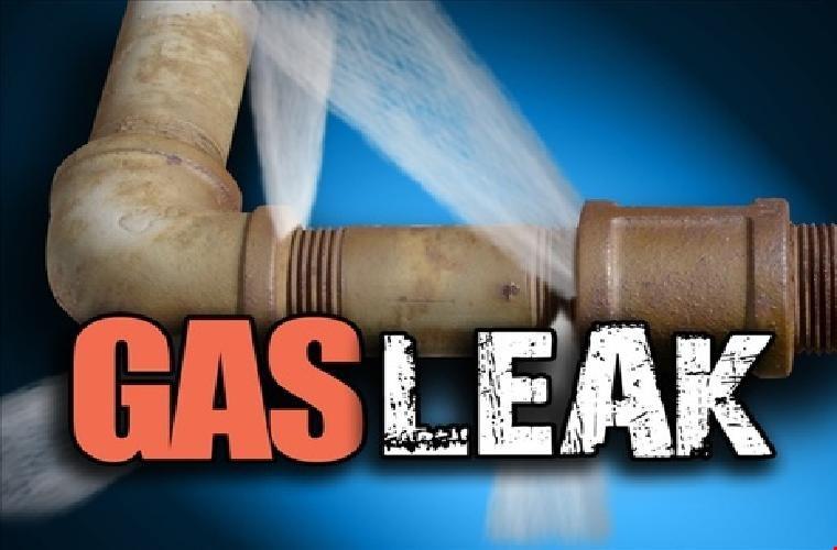 Cách xử lý khi bị rò rỉ khí gas