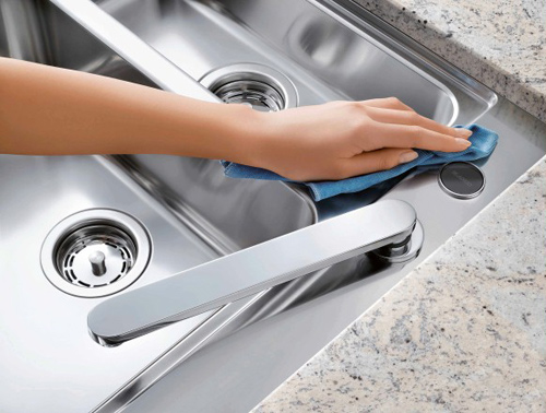 Mẹo hay làm sạch thiết bị nhà bếp cực hiệu quả