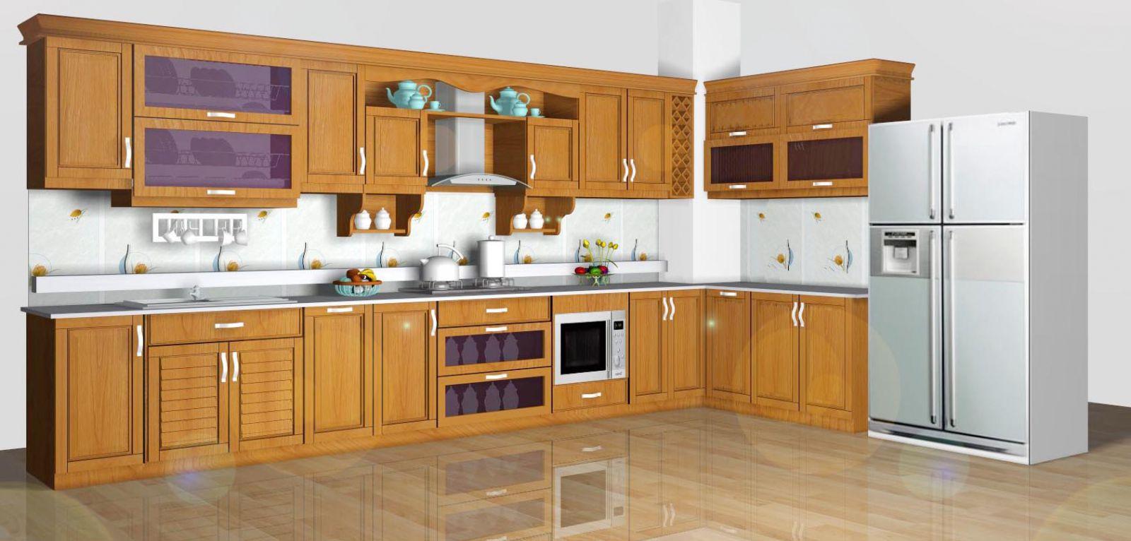 Những sai lầm nghiêm trọng trong thiết kế tủ bếp